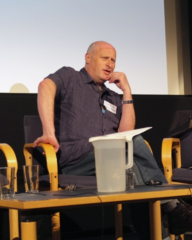 GOH author Ian R MacLeod