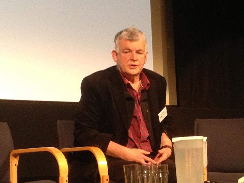 GOH author Ken MacLeod