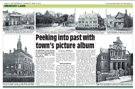 Peeking into past with town's picture album