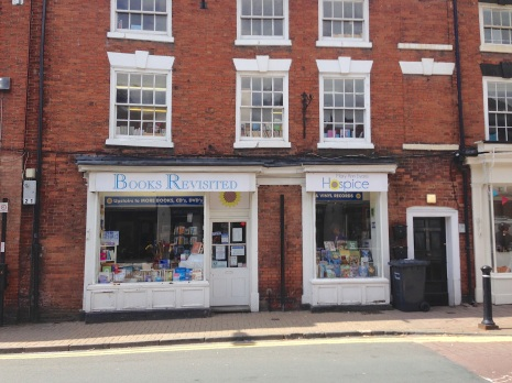 Books Revisited, 110 High St, Coleshill