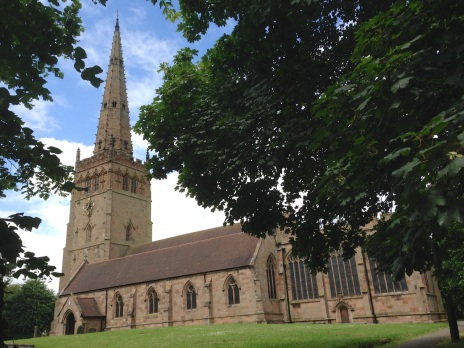 Church of St Peter and St Paul Coleshill 30June2014 1