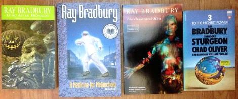 Four Bagged Bradburys at Acorns Hospice Walsall shop