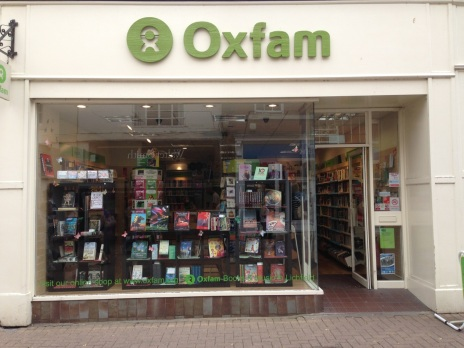 The Oxfam specialist bookshop