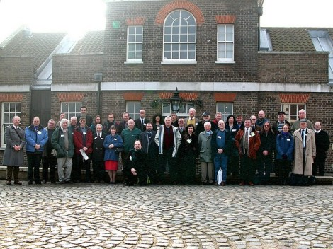 The Society for the History of Astronomy, Greenwich, 2003