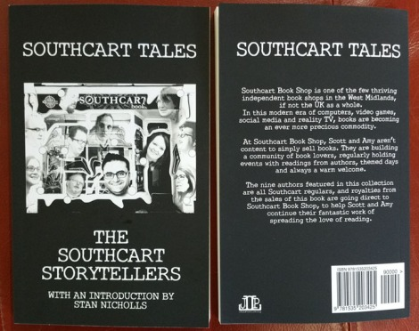 Southcart Tales book cover