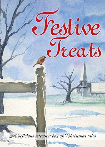 Festive Treats cover (Pigeon Park Press)