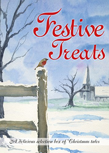 Festive Treats cover (Pigeon Park Press)