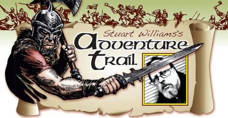 Stuart Williams's Adventure Trail (Crash Annual 2018)